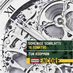 Domenico Scarlatti: 16 Sonatas