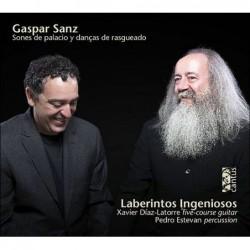 Gaspar Sanz: Sones de...