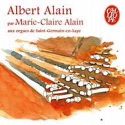Albert Alain: Organ works