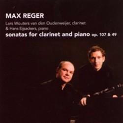 Max Reger: Sonatas For...
