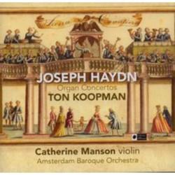 Joseph Haydn: Organ Concertos