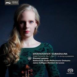 Shostakovich, Gubaidulina:...