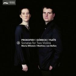 Prokofiev, Górecki, Ysaye:...