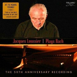 Plays Bach - The 50th...