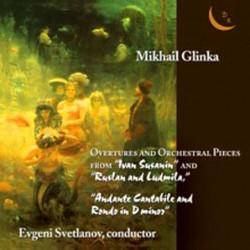 Mikhail Glinka: Overtures...