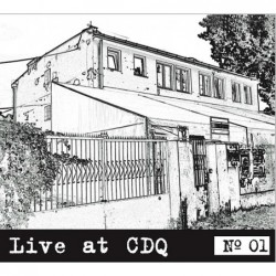 Live At CDQ, 29.09.2001