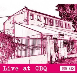 Live At CDQ, 14.08.2012
