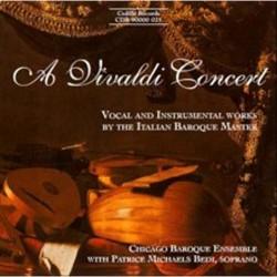 Antonio Vivaldi: A Vivaldi...