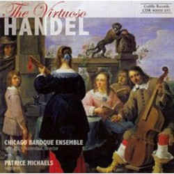 Georg Friedrich Handel: The...