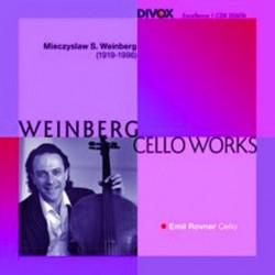 Mieczyslaw Weinberg: Cello...
