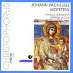 Johann Pachelbel: Motetten