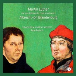 Martin Luther & His Adversary