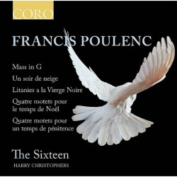 Francis Poulenc: Mass in G...